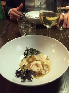 gnocchi foi gras