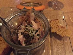 Salade lentilles maquereau (2)