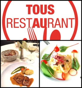 Tous au restaurant Collage