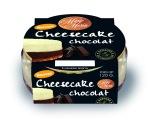 cheesecake chocolat Marie Morin
