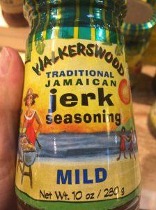 Sauce Jamaicaine