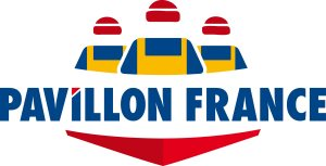 STICKER LOGO PAVILLON FRANCE